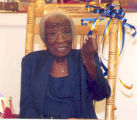 Hazel Harvey Peace, 100th Birthday
