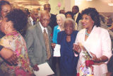100th Birthday Celebration, Hazel Harvey Peace with Gleniece Robinson