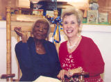 100th Birthday Celebration, Hazel Harvey Peace with Betsy Pepper