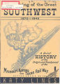 The Opening Of The Great Southwest 1870-1945