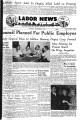 """Council Planned For Public Employes: Mass Meeting Set; Protests Slated On Wage..."