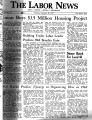 """Union Buys $3.5 Million Housing Project"""