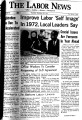 """Improve Labor 'Self-Image' In 1972, Local Leaders Say: Crucial Issues Are Foreseen In Year..."