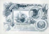 Texas Spring Palace Invitation