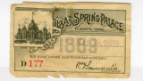 Texas Spring Palace Admission Pass