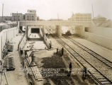 Jennings Avenue Underpass, September 1931