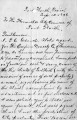 Petition of George C. Clarke