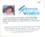 Colonel Kim Olson - Hattitude Hats Off to Women