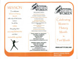 Celebrating Women's History Month in Fort Worth