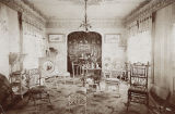 Interior of Frank W. Ball Home