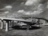 Dallas Turnpike Pedestrian Bridge