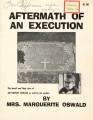 """Aftermath of an Execution"" by Marguerite Oswald"